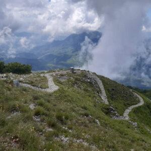 Pizzo San Michele: santuario più alto d'Italia