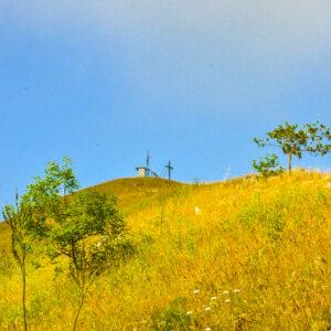 La vetta del Monte Monna